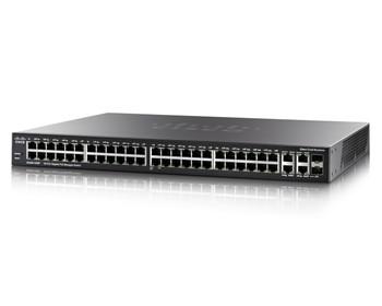 Cisco SG300-52MP-K9-NA 52-Port Gigabit Ethernet Managed Switch