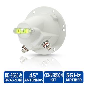 Ubiquiti AF-5G-OMT-S45 5 GHz airFiber OMT RD Conversion Kit 45deg slant