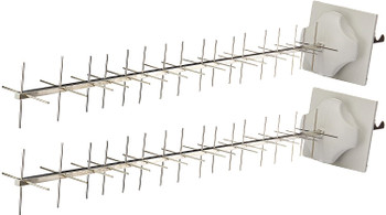 Ubiquiti AMY-9M16x2 Airmax 900MHz Yagi Antenna (2-Pack) (AMY-9M16x2)