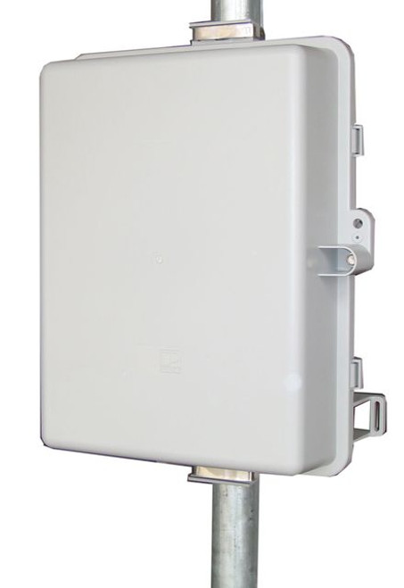 Tycon Systems UPS-PL1248-18 UPSPRO 12V 18AH Battery 48V POE Outdoor Backup Power System