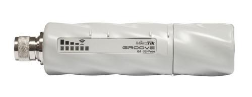 MikroTik RBGrooveG-52HPacn Groove 52 ac 2.4GHz/5GHz CPE OSL3