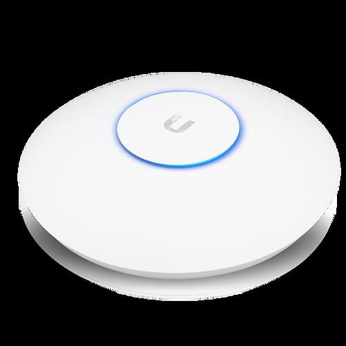 Ubiquiti UAP-AC-HD-US UniFi Wave 2 Enterprise Wi-Fi Access Point US Version Top AAngle