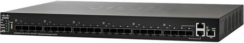 Cisco SG350XG-24F-K9-NA Switch 24 ports Managed Rack-Mountable (SG350XG-24F-K9-NA)