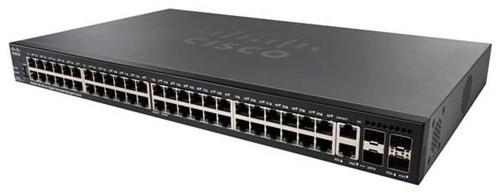 Cisco SG350X-48-K9-NA Managed 48 port Layer 3 Switch
