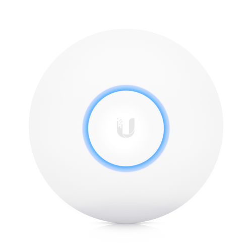 Ubiquiti UAP-NanoHD-US UniFi 4x4 MU-MIMO 802.11ac Wave-2 Ceiling Access Point Client US Version Front