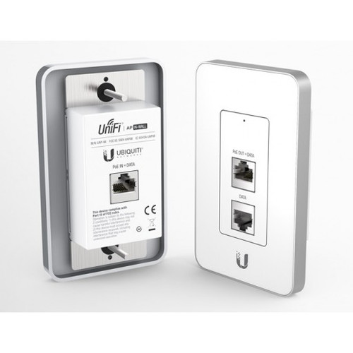 Ubiquiti Networks UAP-IW-US UNIFI In-Wall Wi-Fi Access Point US Version (UAP-IW-US)
