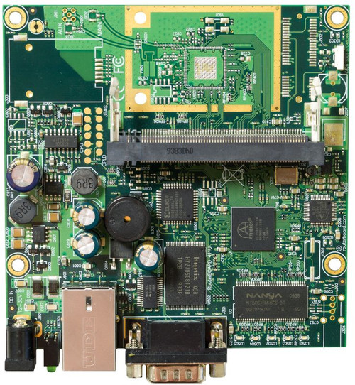 MikroTik RB411 RouterBOARD 300MHz Powerful Router Firewall 32MB 1 X 10/1