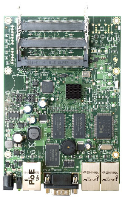 MikroTik RB433 RouterBOARD 300MHz High Speed Access Point Router 64MB 3