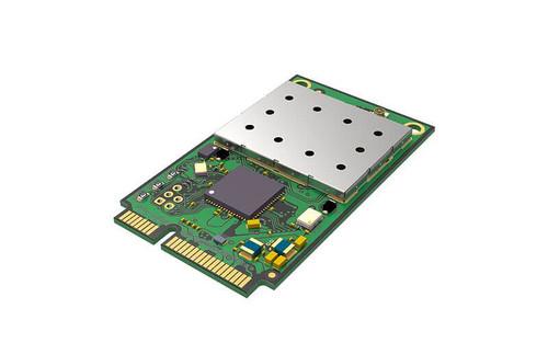 MikroTik R11e-LoRa9 gateway card mini PCIe form factor for 902-928 MHz