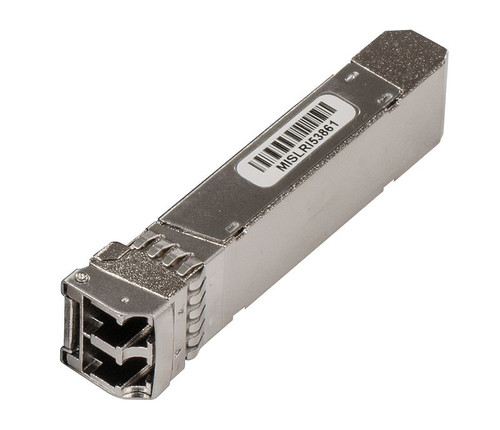 MikroTik S+C61DLC10D SFP+ CWDM module 10G SM 10km 1610nm Dual LC-connector DDM