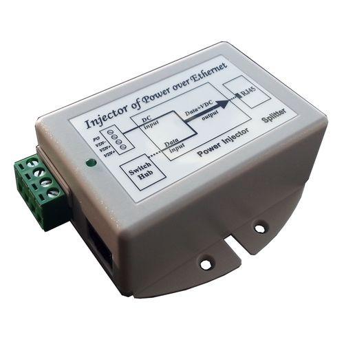 Tycon Systems TP-DCDC-1248D DCDC Converter 9-36V In, 48V 17W 802.3af PoE