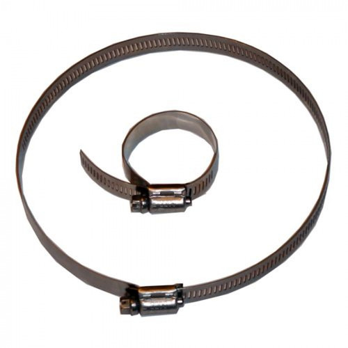 Worm Gear Hose Clamp-All Stainless Steel