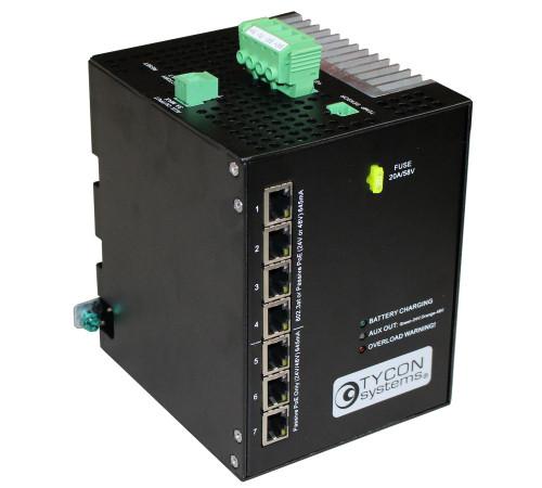 TPDIN-SC48-20 V2+ Ethernet Ports