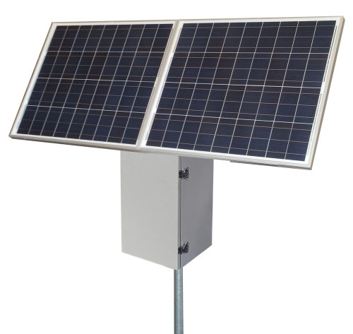 Tycon Systems RPL12/24-200-170 Remote Power Solar System