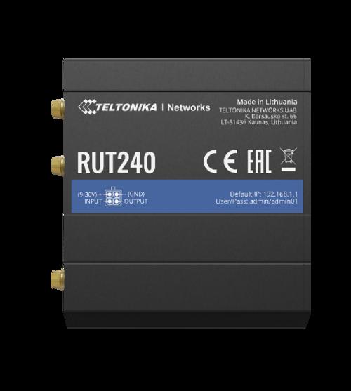 Teltonika RUT240 3G 4G LTE MiFi Router (ATT/TMOBILE)