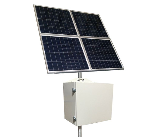 Tycon Systems RPSTL12/48M-400-340 RemotePro, 80W, 340W Solar System, 400Ah Battery, 12/24/48V MPPT
