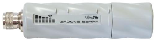 Mikrotik GrooveA 52HPn Power Over Ethernet (PoE) WLAN Access Point - US Version (GrooveA-52HPn-US)