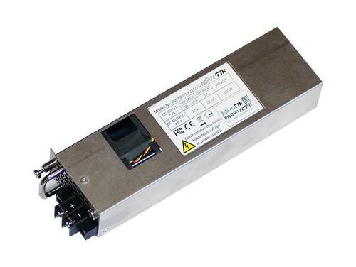 MikroTik PW48V-12V150W Hot Swap -48V DC telecom power supply for CCR1072