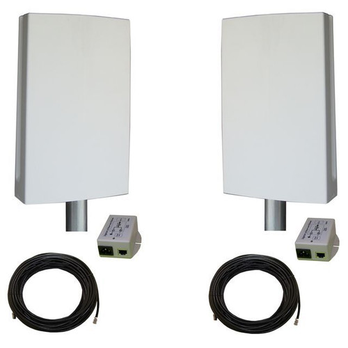 Tycon Systems EZBR-0214HD+ Industrial Strength 802.11bg Point to Point Outdoor Access Point