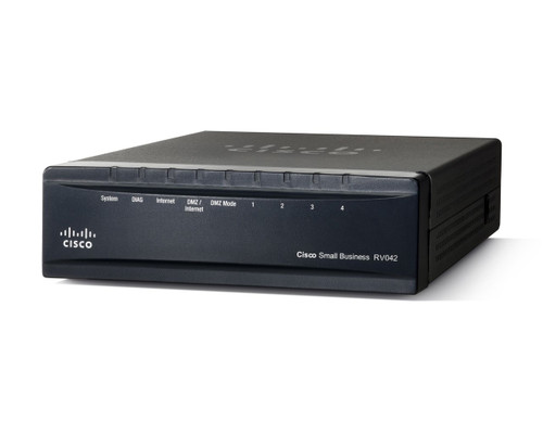 Cisco RV042-NA Dual WAN VPN Router ( RV042 NA )