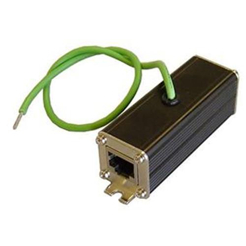 Tycon Systems TP-ESP-1000-POE Gigabit 56V PoE Compatible Surge Protector