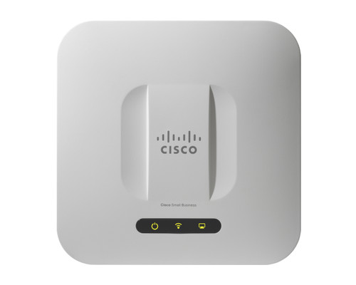 Cisco WAP551-A-K9 Small Business Wireless-N Single Radio Selectable Band Access Point
