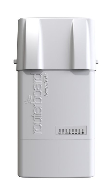 MikroTik RB911G-5HPacD-NB, NetBox 5 outdoor built-in 5Ghz 802.11ac PoE Access Point Front
