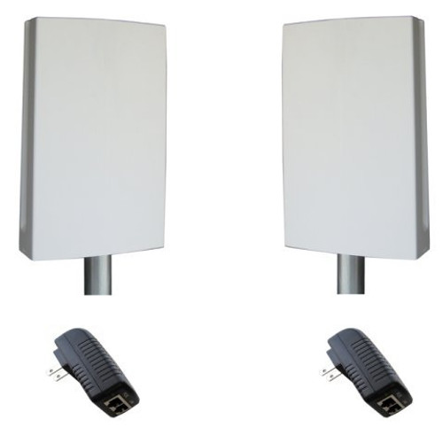 Tycon Systems EZBR-0516+ Plug And Play, 5GHz Point To Point Bridge System