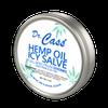 Hemp Oil CBD Icy Relief Salve.