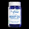 Hemp Oil THC Free Everyday Capsules.