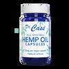 Hemp Oil Full Spectrum CBD Everyday Vegan Capsules 30 Count.