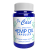 Hemp Oil Full Spectrum CBD Everyday Vegan Capsules 60 Count.