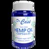 Hemp Oil THC Free CBD Everyday Vegan Capsules 60 Count.