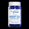 Hemp Oil THC Free Turmeric Capsules.