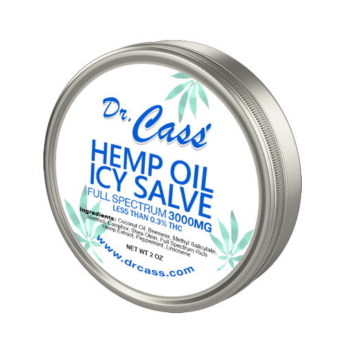 Hemp Oil Icy Salve.