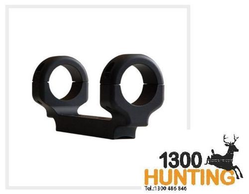 DNZ HOWA 1500 30MM MOUNTLA HIGH BLACK - DNZ27300