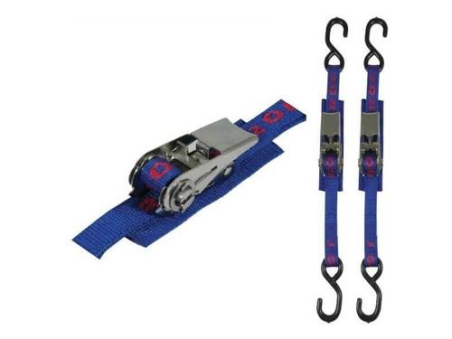AEROFAST™ TIE DOWN RATCHET 25MMX1.5M H/D S/S PR AEROFAST™
