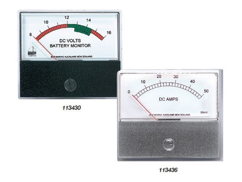 MARINCO AMMETER ANALOGUE 0-100ADC 113438