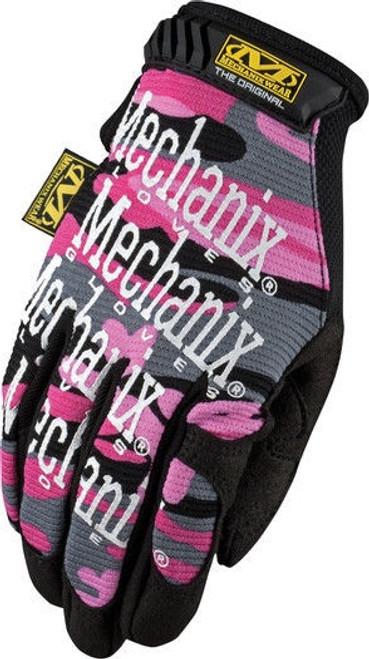 Mechanix Wear Women's Original Gloves Pink Camo MG-72-530 Womens Hunting Glove**