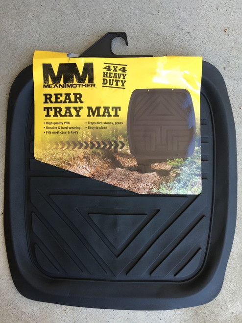 Mean Mother Rear Mat Black MM4850 Deep Dish Tray Mat  MUD Snow 4x4 Mat NEW***