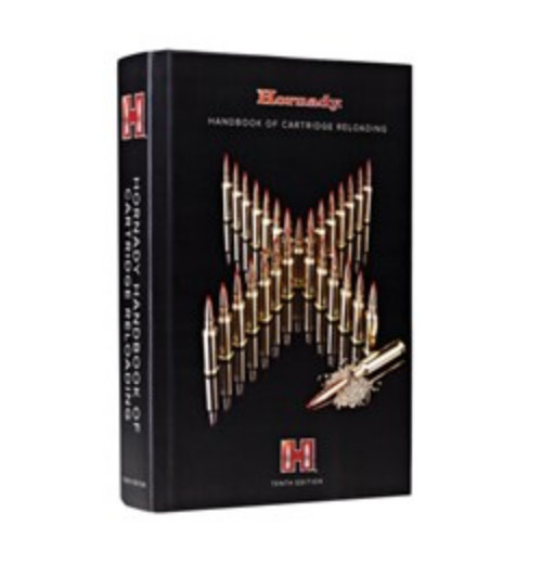 HORNADY  HANDBOOK 10TH EDITION - H99240