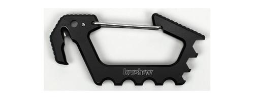 KERSHAW JENS CARABINER BLACK - 1150BLKX