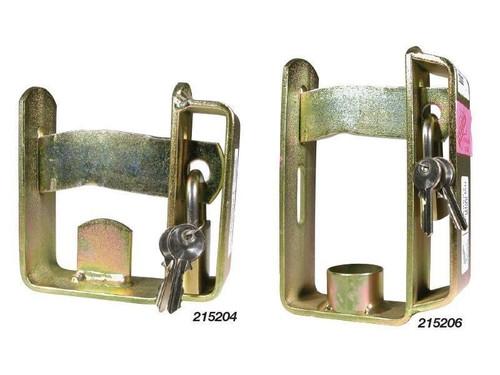 BLA COUPLING LOCK SMALL WITH PADLOCK 215204