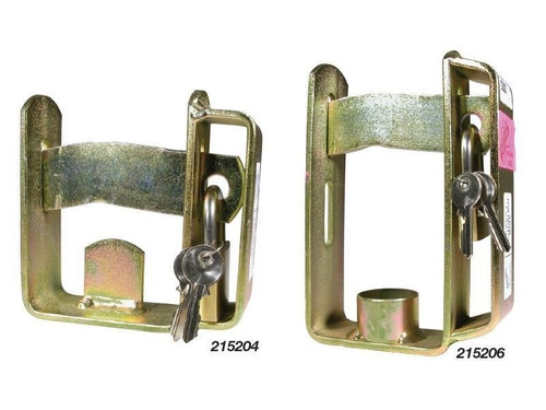 BLA COUPLING LOCK SMALL NO PADLOCK 215203