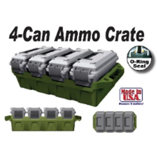 4 Can Ammo Crate - AC4C