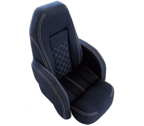 BLA SEAT DELUXE PILOT ROYAL BLUE MARKILUX 181230