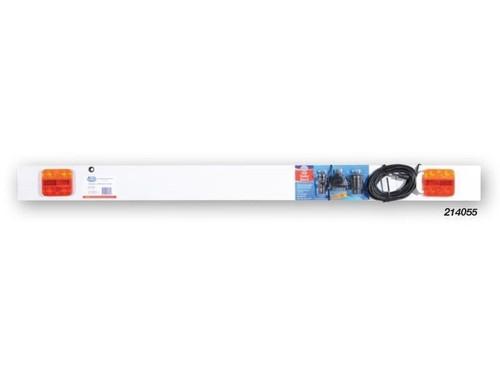 BLA LIGHT BOARD TRAILER 1.5M + 3 X PLUG SET 214055