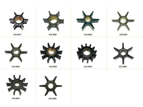 SIERRA IMPELLER MERCURY/MARINER/MERCRUISER S18-3017