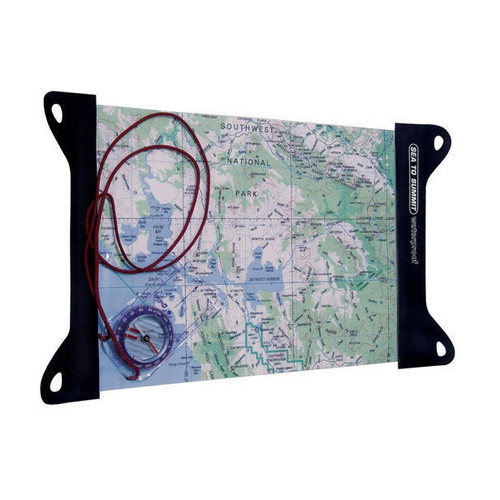 SEA TO SUMMIT GUIDE MAP CASE LARGE***