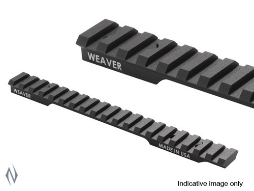 WEAVER RAIL TARGET TACTICAL SAVAGE SA 20MOA 8-40 - W99498